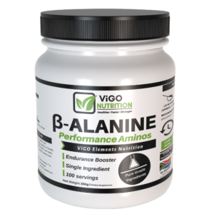 Pure Beta-Alanine for muscle and exercise performance